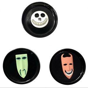 Trinket Set of 3 Lock Shock Barrel Oogie's Boys